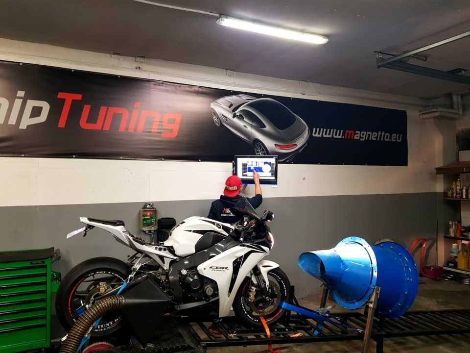 Tuning motocykli