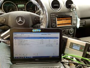 Chiptuning Mercedes ML 350