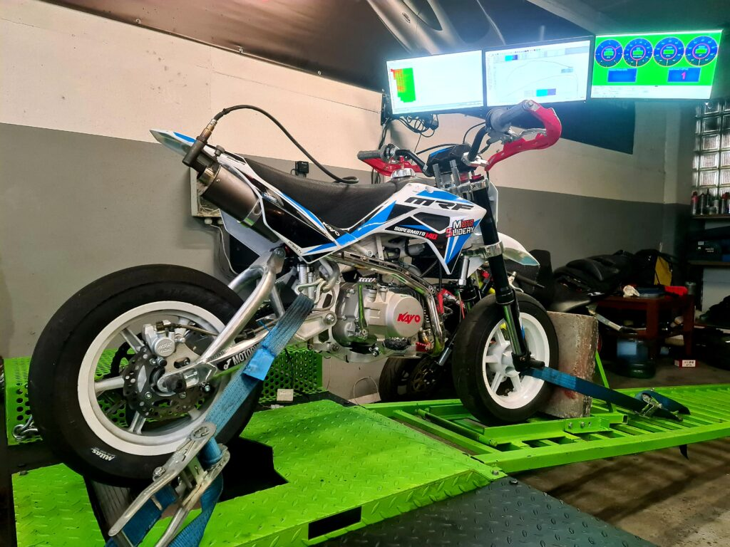 PITBIKE CHIP TUNING